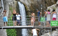 Amazing Nature in Alanya Sapadere Canyon