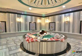 Hamam – turkkilainen kylpylä