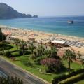 Cleopatra beach of Alanya