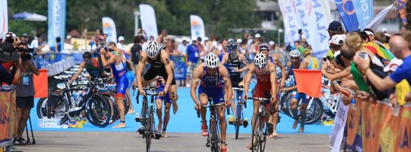 Triathlon is a traditional sport in Alanya