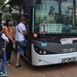 Alanya public bus