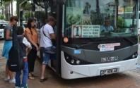 Offentlig transport i Alanya