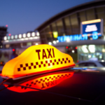 Airport transfer by taxi