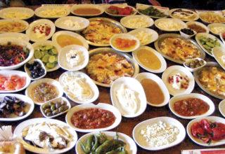 Ravintolat Alanyassa