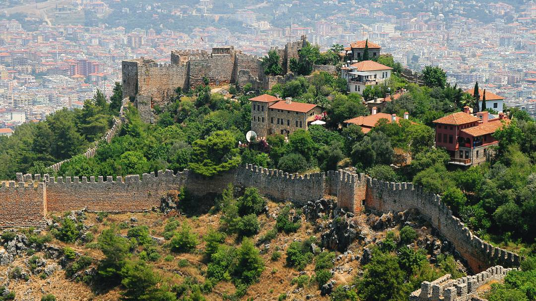 Discover The Alanya Castle - Visit Alanya