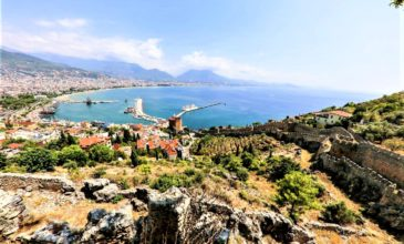 Discover The Alanya Castle