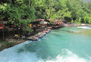 Refresh yourself at Dim Çay River