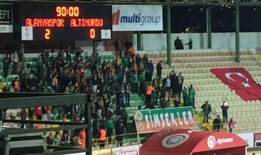 The winner is Multigroup ALANYASPOR FC