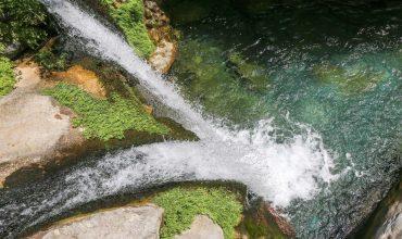 Amazing Nature in Alanya Sapadere Canyon