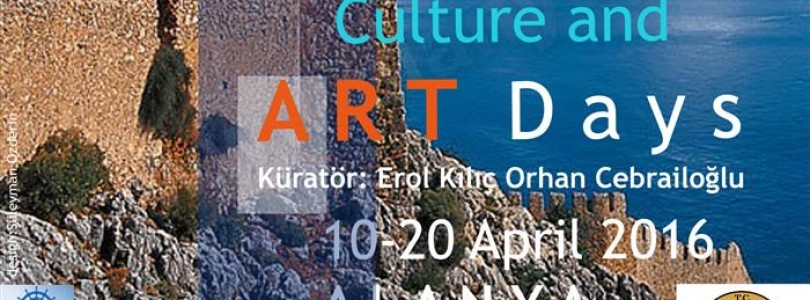 International Alanya culture and art days
