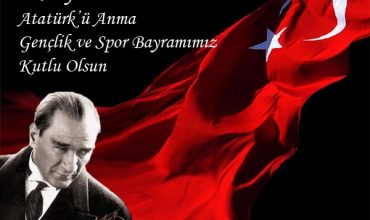 Commemoration of Atatürk, Youth and Sports Day in Alanya