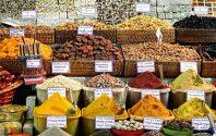 Bazar Shopping Alanya – Prut på lokale varer.