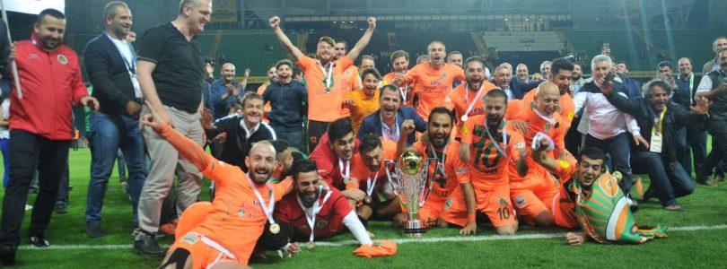 Champion MG Alanyaspor