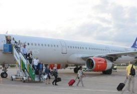 Ensimmäinen Boeing A321 laskeutunut Gazipasaan