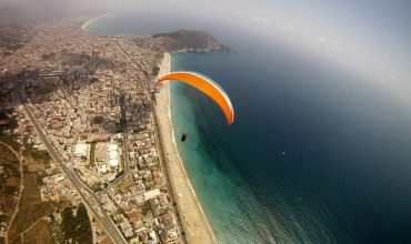 Paragliding in Alanya