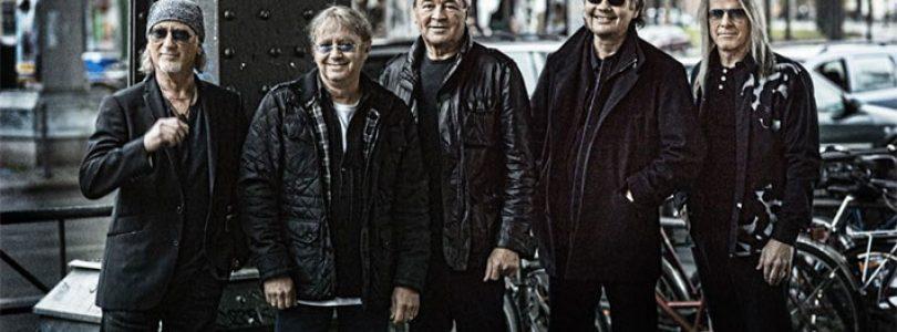 Deep Purple in Antalya at Expo