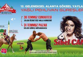 Traditional Oil Wrestling Festival in Alanya