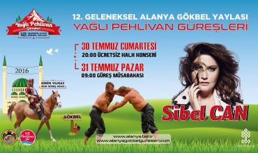 Traditional Oil Wrestling Festival in Alanya