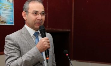 Chancellor Pınarbaşı says that our goal is to be an International University