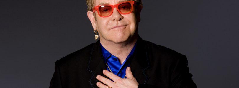 Elton John and Ricky Martin in Antalya Expo