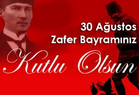 30. August – Seiersdag i Tyrkia