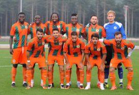 Første Kamp For Alanyaspor i Super Ligaen Er Mot Fjorårets Vinner Beşiktaş