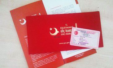 New residency law in Turkey
