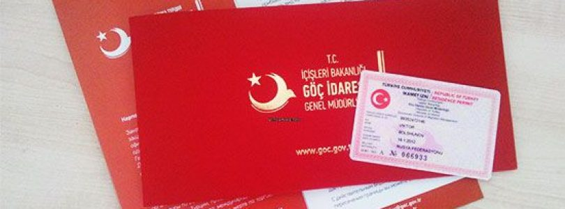 New residency law in Turkey