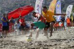 TTF Plaj futbolu finalleri Alanya'da başladı