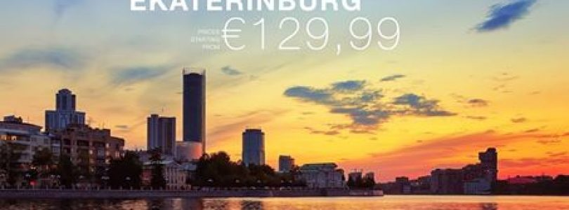 Flights to Antalya from Yekaterinburg