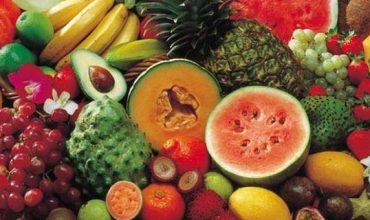 Trooppiset hedelmät Alanyassa