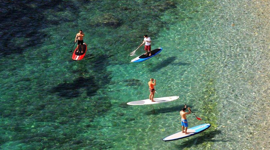 Stand up Paddle in Alanya - Visit Alanya