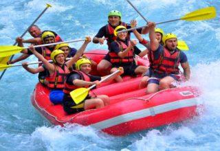 Köprülü Canyon – Full day Rafting and Canyon Tour