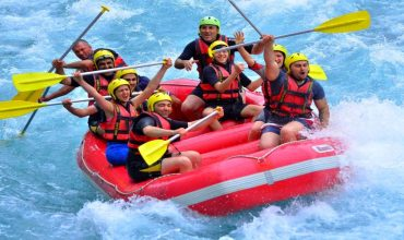 Köprülü Canyon – Full day Rafting and Canyon Tour