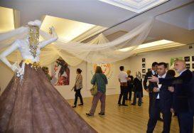 Alanya'da Yörük Gelin sergisi açıldı
