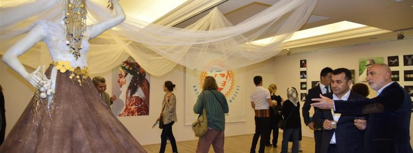 Exhibition in Alanya – Yörük Bride
