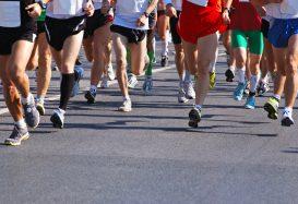 Half marathon and pucblic running at weekend in Alanya