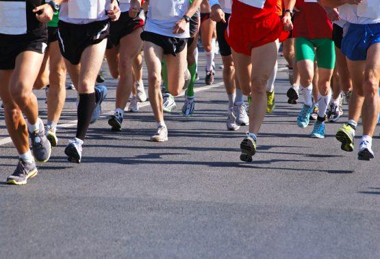 Half marathon and public running at weekend in Alanya