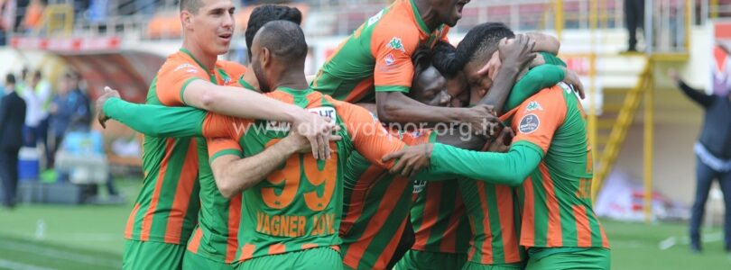 Smiley faces at Alanyaspor FC
