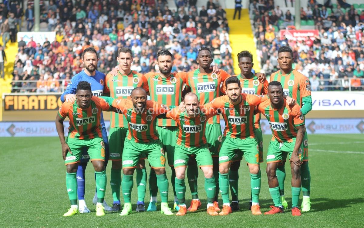 Smiley Faces At Alanyaspor FC Visit Alanya