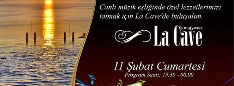 Live music at La Cave