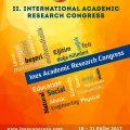 II. Uluslararası Akademik Araştırmalar Kongresi Alanya'da