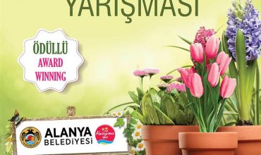 The best balcony and the best garden competion in Alanya