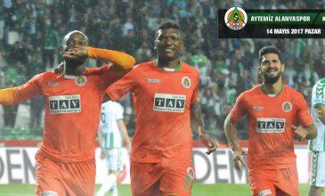 Futbol şenliğine katılın – Alanyaspor FC