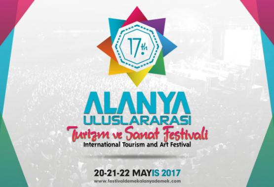 Musikfestivalprogram i Alanya