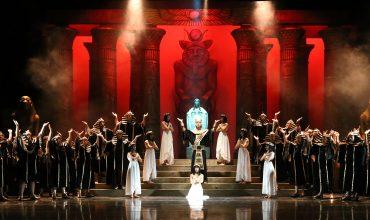 Scheherazade, Chopiniana, Polovtsian Dances – Aspendos Opera and Ballet Festival
