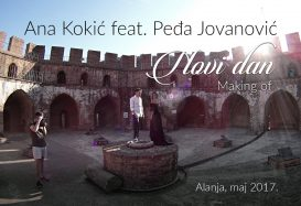 Ana Kokic feat. Pedja Jovanovic – Novi dan  was taken in Alanya