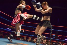 International Champions of Muay Thai fights in Alanya
