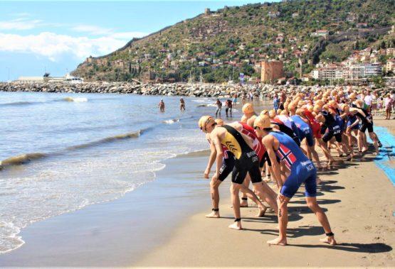 Чемпионат Турции по триатлону в Аланье