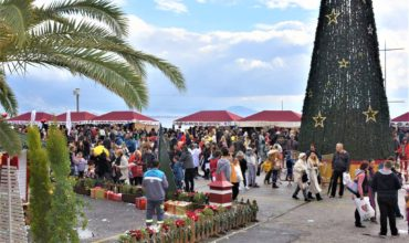 Jingle bells again in Alanya